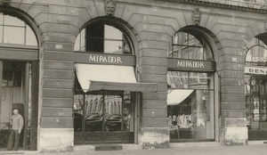 La Galerie Mirador de París.