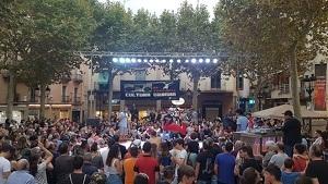 La plaça Nova s'ha quedat petita durant la 9a edició del Cultura Urbana.