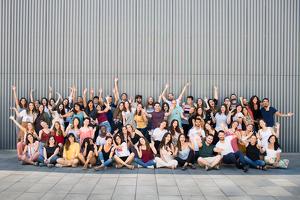 L'equip humà que hi ha darrera de la marca digital de Freshly Cosmetics