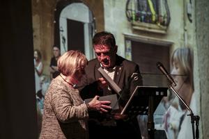 Les imatges del pregó de la festa major de Sant Miquel a Alforja!