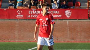 Roger Figueras, titular indiscutible en aquest inici de temporada