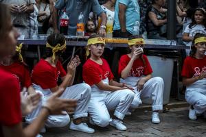 Santa Tecla 2019: Cercavila petita, en imatges!