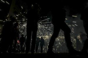 Santa Tecla 2019: El correfoc de cloenda, en imatges!