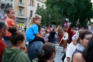 SANTA TECLA 2019: Les imatges de la 37a Mostra de Folklore Viu