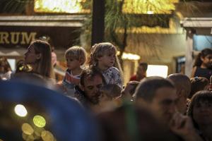 Santa Tecla 2019: Les imatges de Dames i Vells i Seguici passat per aigua!
