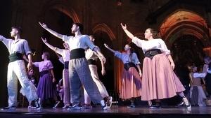 Totes les disciplines de l'Orfeó tenen algun paper a la representació