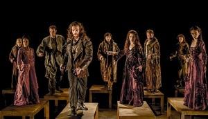 Atalaya-TNT porta 'El Rey Lear' al Vendrell.