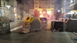 Caos a Tarragona