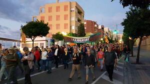 Comença la Marxa per la Llibertat des de Tarragona