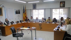 Cunit ha aprovat una moció de rebuig a la sentència del Tribunal Suprem.