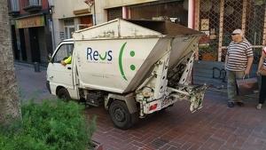 El servei de neteja i recollida de brossa a Reus compta amb vehicles de diferents tipologies