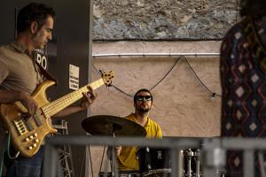 Concert de Martínez als Jardins de la Casa Rull, en imatges!