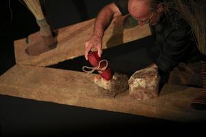 Festival COS al teatre Bràvium de Reus: L'espectacle Sabates Noves, en imatges!