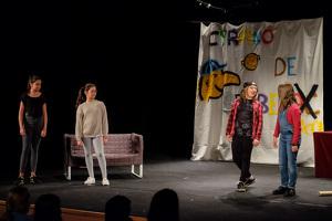 La Corriola Teatre organitza la 25a edició de la Mostra de Teatre Mª del Carme Baget