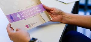 La detecció precoç del càncer de mama és clau