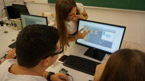 La URV participa en la Setmana Europea del Codi amb tallers que arribaran a un miler d'alumnes