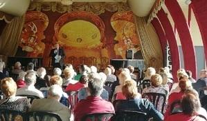 Les associacions de gent gran s'han trobat a l'Arboç.