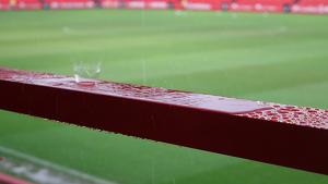 Les fortes pluges han afectat l'esport del Camp de Tarragona