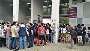 Les imatges de les mobilitzacions per la sentència a Tarragona