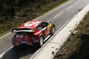 Les millors imatges del RallyRACC Catalunya-Costa Daurada 2019.