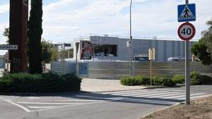 Les obres del nou establiment, situat al Vial de Cavet, es troben en un estat avançat.