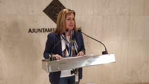 Mariluz Caballero, regidora d'Hisenda de Reus