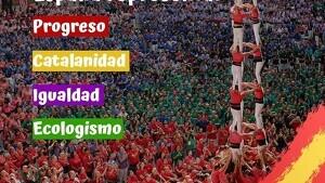 Societat Civil Catalana utilitza sense permís una imatge de la Colla Joves