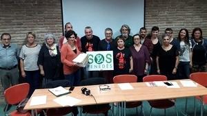 SOSPenedès ha recollit 1.222 al·legacions contra el PDU de Sant Marçal-Cal Vies.