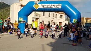 Vandellòs celebra la XXIX Milla Urbana per a totes les edats el proper 5 d'octubre