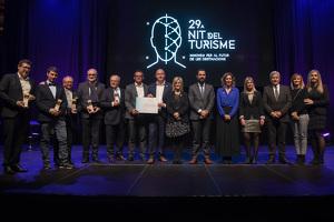 La 29a Nit del Turisme a la TAP de Tarragona, en imatges