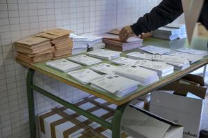 Les imatges de les eleccions generals del 10-N al Camp de Tarragona