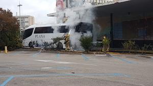 Els Bombers de la Generalitat han activat 3 dotacions per apagar l'incendi