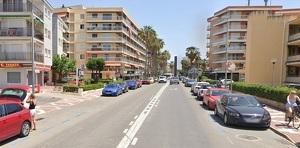 Els fets van tenir lloc la matinada de dimarts en el tram final de l'avinguda Diputació, a Vilafortuny.