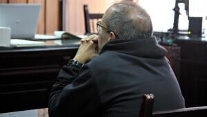 Imatge de l'acusat d'abusar sexualment de menors al Vendrell, a l'Audiència de Tarragona