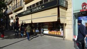 La Xarcuteria Cuadras de la Rambla Nova de Tarragona tancarà les seves portes a finals d'aquest mes.