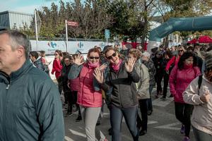 Segona Caminada Solidària del Taller Baix Camp, en imatges!