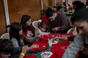 El parc de Nadal de Calafell, en imatges!