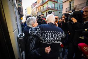 Celebració a Reus i Salou pel 'Gordo'