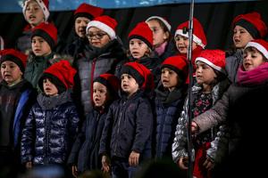 Les imatges del Mercat de Nadal a Riudoms 2019!