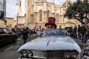 L'Home dels Nassos es passeja per Tarragona