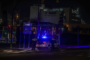 L'explosió i el dispositiu del greu accident químic a Tarragona en imatges