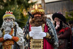 La Cavalcada dels Reis d'Orient a Reus en fotografies