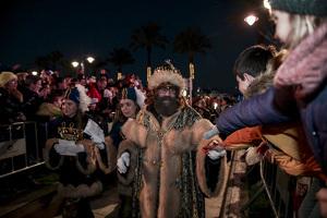 L'espectacular Cavalcada dels Reis d'Orient a Tarragona en imatges!