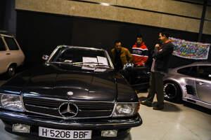 Els millors vehicles clàssics es reuneixen a la fira Epocauto!