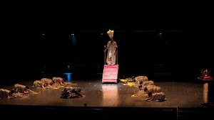 La Gala del Rei i la Concubina 2020 del Carnaval de Tarragona en imatges!