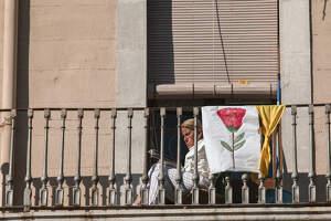 Sant Jordi 2020: La gent de Tarragona adorna els balcons!