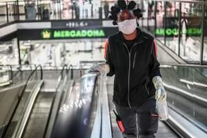 Els Mercats de Tarragona i Reus s'adapten a l'emergència sanitària del coronavirus.