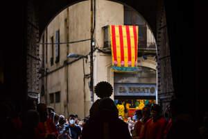 Les millors imatges de la Diada de Sant Pere 2020 a Reus.
