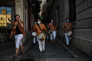 Sant Pere 2020: La Vigília de la Festa Major en imatges