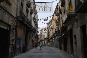 Valls viu la Festa Major de Sant Joan més atípica